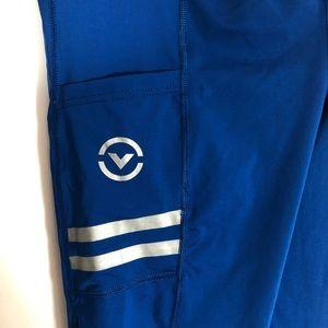 Virus Pants - Virus WorkoutWeightlifting Pants Blue